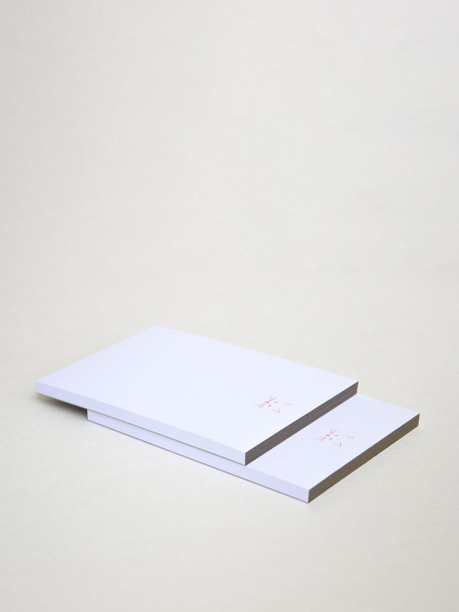 bloc a6 papier papeterie