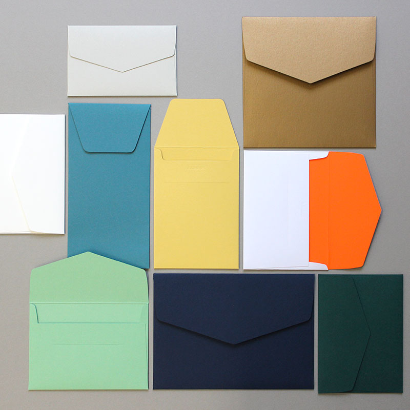 SPECIAL ORDER OF ENVELOPES