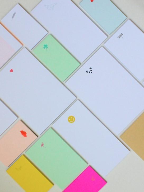 Les blocs à motifs US/A5/A6/mini