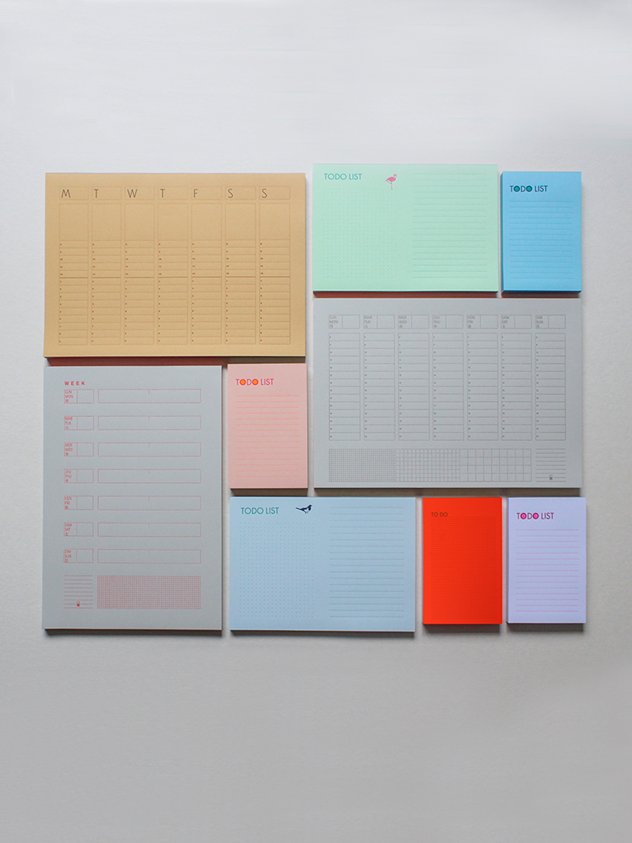 TO DO Notepads